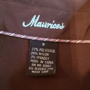 Maurices Tops - Blouse.